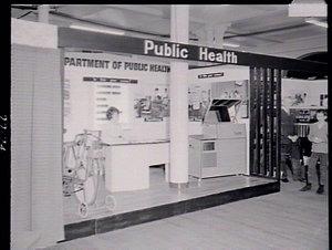 Public Service Board exhibits, career exhibition