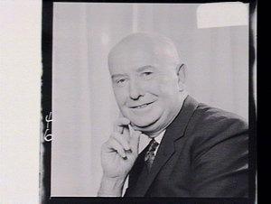 Sir John Goodsell, Chairman, P.S.B.