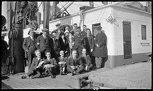 Anna Pavlova Australian tour, 1926