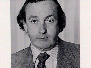 Portrait of Director: Mr J. Woodward