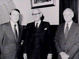 Swearing-in of His Honour Mr Justice Moffit as Lieutenant-Governor of NSW