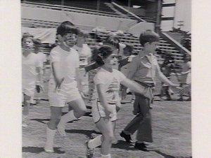 Children's Day at Redfern Oval