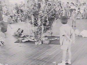Children's Xmas play at St Andrew's Kindergarten School, Surry Hills