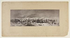 Black Thursday : an episode of the Australian bush-fires, February 6th 1851 / William Strutt