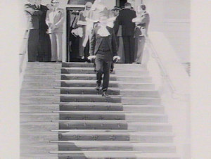 Opening of Parliament 1980