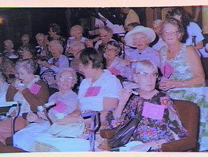 Senior citizens, State Theatre