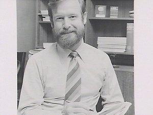Portrait of Bill Oeme
