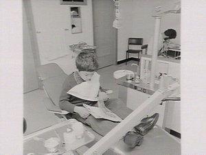 Dental clinic, Canterbury Public School