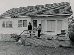 Aboriginal family home