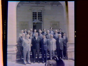 Swearing in of Cabinet