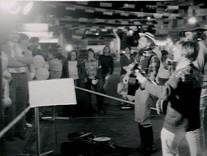 Opening of Carnivale 78