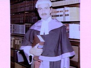 His Honour Judge Harvey Cooper, District Court