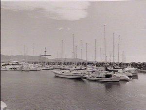 Boat moorings, Coffs Harbour?