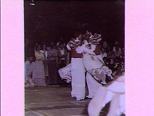 Carnivale 81 woolshed dance