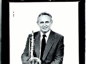 Don Burrows, saxophonist: executive staff member