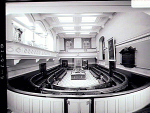 Restoration of Parliament House