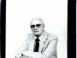 Portrait of executive staff member