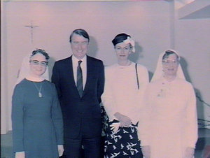 Official opening of Mt Druitt Hospital by H.M. The Queen