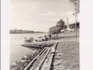 Penrith Boat Ramp, Nepean River