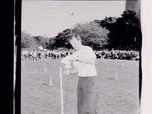 1980 'Summer Games', Hyde Park
