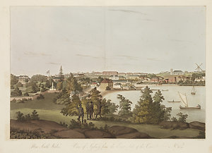 New South Wales. View of Sydney, from the East Side of the Cove. No.1