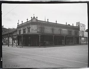 Item 44 : Market Street, 1923 / photographer E.G. Shaw