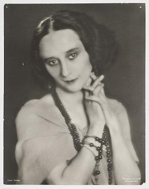 Anna Pavlova / Nicolas Yarovoff, Montevideo, ca. 1926