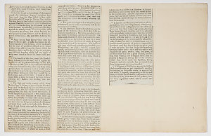 Series 36.06: 'Extract of a Letter from Governor Philips [sic] to the Right Honourable Lord Sydney...', 13 February 1790
