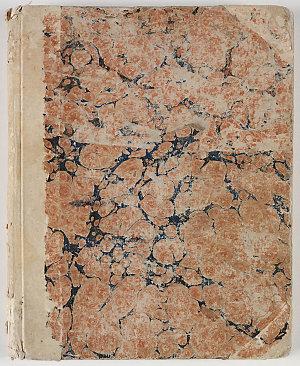 Mary Phoebe Broughton - Diary, 1839-1841