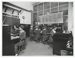 Anthony Hordern and Sons: Interiors of department store, offices, and Royal Easter Show displays, approximately 1905-1938