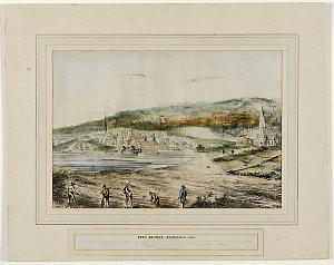 Port Arthur, Tasmania, 1843