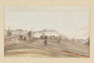Government House, Parramatta, 1838 / Charles Rodius