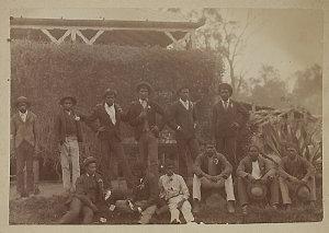 Grafton Aboriginals, ca. 1900 / [unknown photographer]