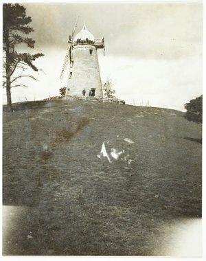 Item 04: Mount Gilead Windmill, Campbelltown, New South Wales. [photograph]