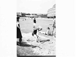 High school girls' athletics carnival, Sydney Cricket Ground