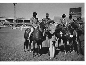 Showjumping, Royal Easter Show 1965, Sydney Showground