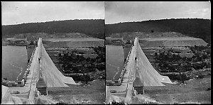 Construction of Cataract Dam