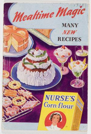 Mealtime magic : many new recipes.