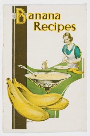 Banana recipes.