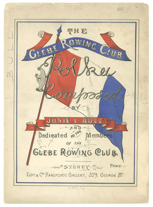 The Glebe Rowing Club Polka
