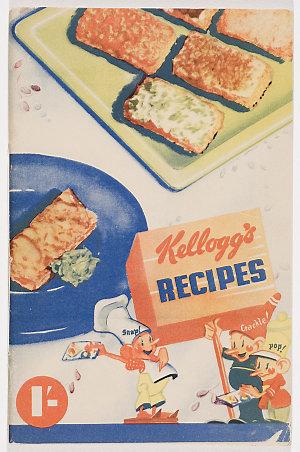 Kellogg's recipes.