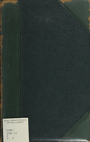 Flindersland and Sturtland, or, The inside and outside of Australia / by William R. H. Jessop.