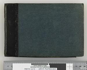 Volume 10: Sketchbook XXXI, No. 14 Australian. 1859, 1862 / by Eugene von Guerard