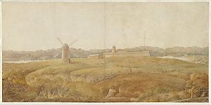 Paramatta River Sydney Harbour, ca 1819-21 / drawn by James Taylor