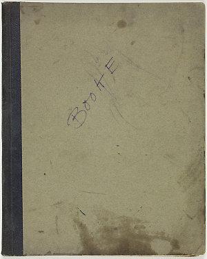 Part 4 : Sketchbook of drawings of scenes, horses, soldiers / G.W. Lambert