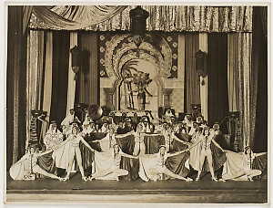 Series 01: Tivoli Theatre shows and artists : collection of photographs, ca. 1928-1965