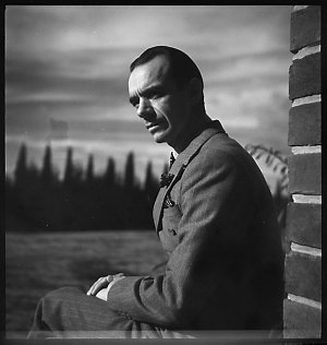 File 12: Malcolm Sargent, Sydney, 1936 / photographed by Max Dupain
