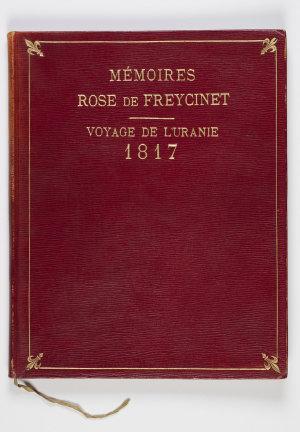 Item 01: Journal particulier de Rose pour Caroline, September 1817-October 1820