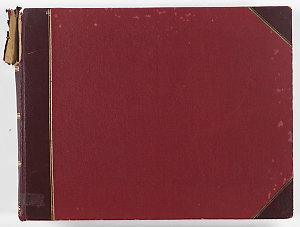 Album 02: Photographs of the Allen family, 1920 - 1925