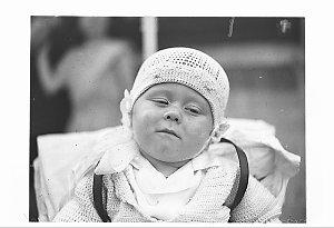 Baby John Milne at Campsie Baby Show